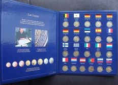 "Europe - 2 Euro 2002/2012 10 ""10th anniversary of the Euro"" (17 countries, complete)"