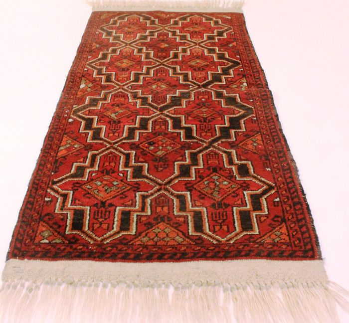 Orient Rug Afghan Buchara Jomut, Around 1980/1990 Pattern