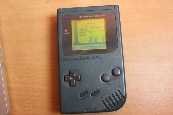 Nintendo Game Boy with 2 games