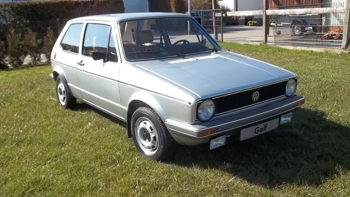 Volkswagen - Golf CL 1.1 l - 1982