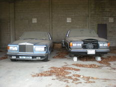 2 x Rolls Royce - Silver Spirit - 1981 and 1980