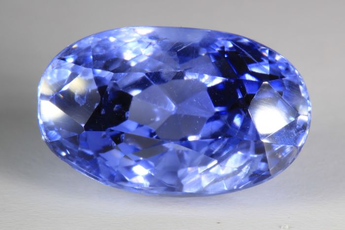 genuine for details sapphire aaa quality natural oval loose untreated fine cornflower unheated blue profile