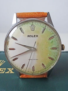 Rolex Precision 9022 Shell Back – men's watch from 1950