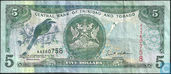 Trinidad and Tobago 5 Dollars