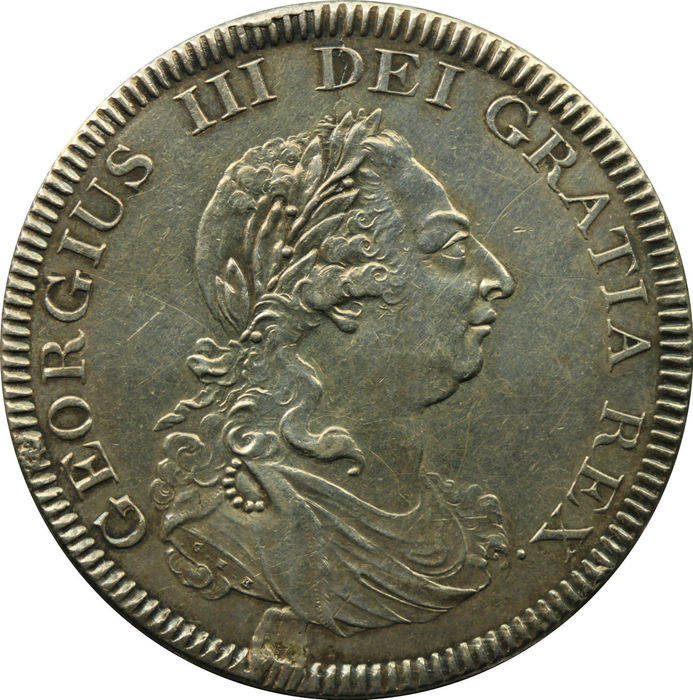 Great Britain England 1 Dollar 5 Shillings 1804