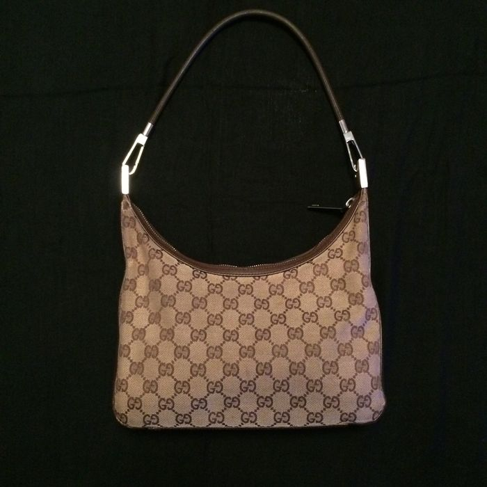 f86cf3126a45 Gucci - Hobo shoulder bag - Catawiki