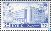 Opening main post office Damascus