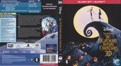 DVD / Video / Blu-ray - Blu-ray - The Nightmare Before Christmas 3D