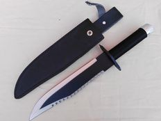 Rambo First Blood part 2 - Replica survival knife - 1:1