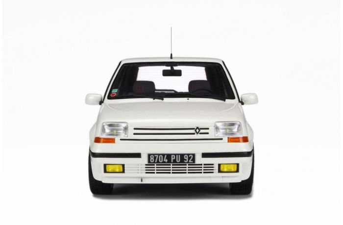 otto mobile scale 1 12 renault 5 gt turbo ph 2 1985 limited 999 pieces colour white catawiki. Black Bedroom Furniture Sets. Home Design Ideas