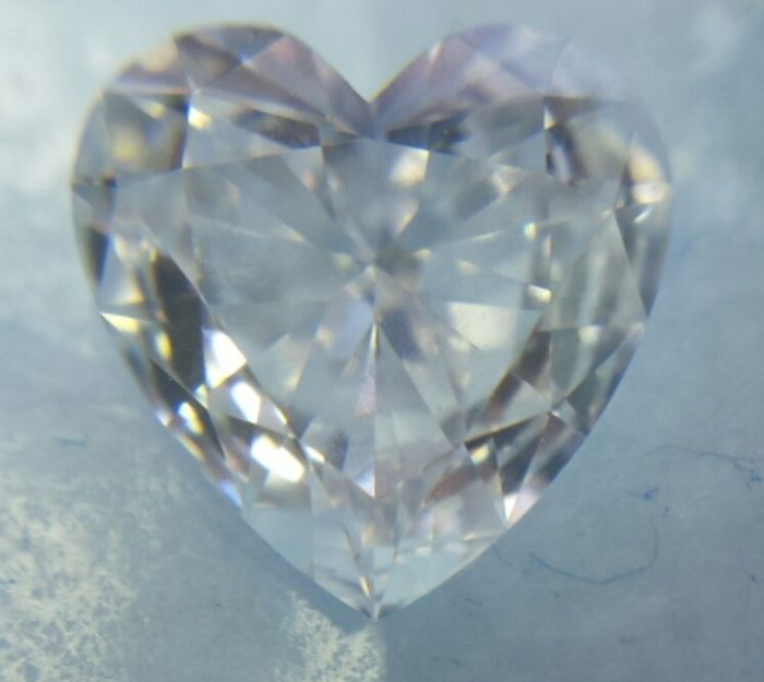 1.05 ct brilliant cut diamond D LC (loupe clean)