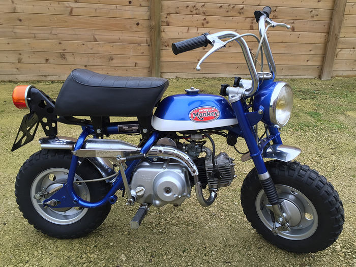 honda 50cc monkey z50a 1972 catawiki. Black Bedroom Furniture Sets. Home Design Ideas