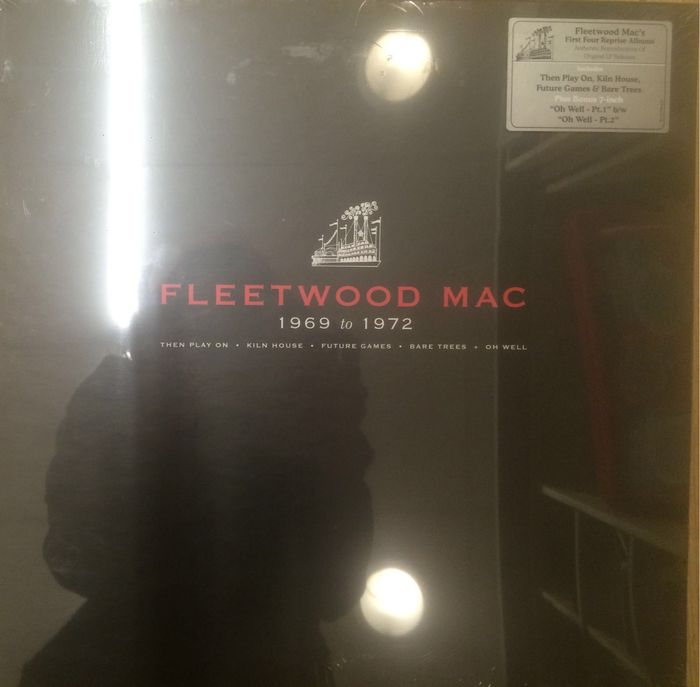 Fleetwood Mac - Fleetwood Mac: 1969 To 1972 || Mint & Sealed || 4 - LP Box set - 2013/2013