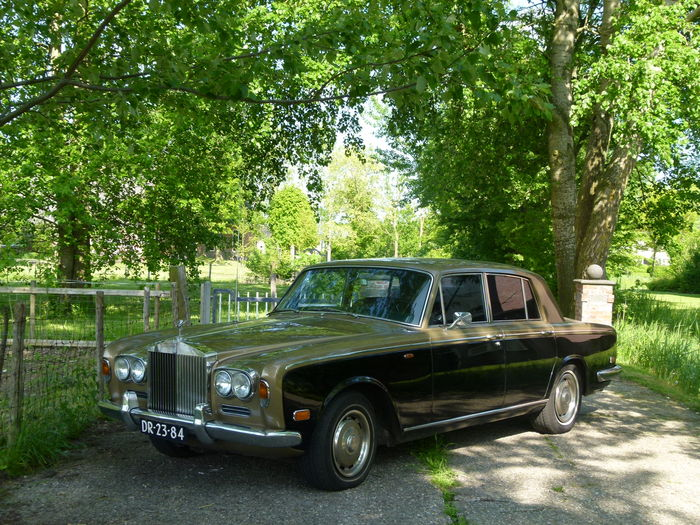 Rolls Royce Silver Shadow - 1972