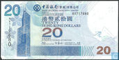 Hong Kong 20 Dollar