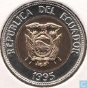 "Ecuador 100 sucres 1995 ""Bicentennial or Birth of Antonio José de Sucre"""