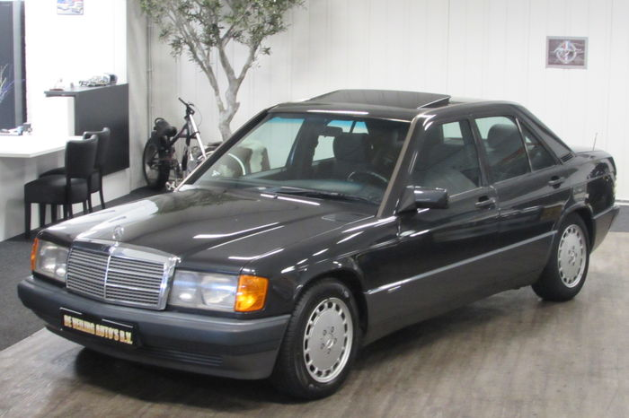 Mercedes benz 190d turbo sportline 1986 catawiki for Mercedes benz 190d