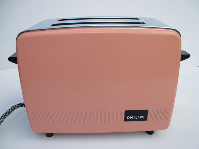 philips toaster manual