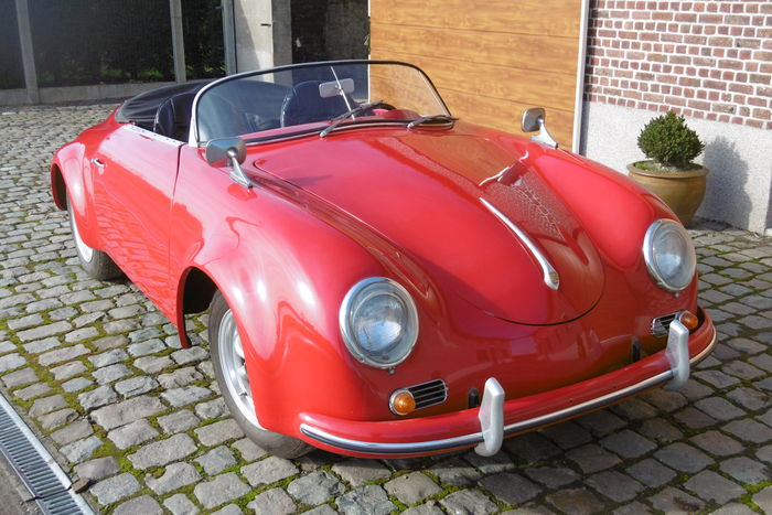 porsche 356 r plique speedster 1968 catawiki. Black Bedroom Furniture Sets. Home Design Ideas