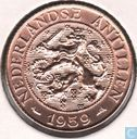 Netherlands Antilles 2½ cents 1959