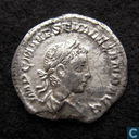 Roman Empire Denarius of the Severus Alexander Emperor 222 A.D.