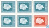 Stamp booklet 13a