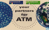 Your partners for ATM (KPN Research)