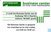 Business Center Haarlem (van 8.00)