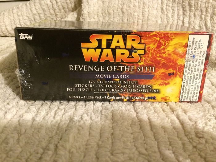 Star Wars Game Movie Trading Cards Boxes Tins Passes Catawiki