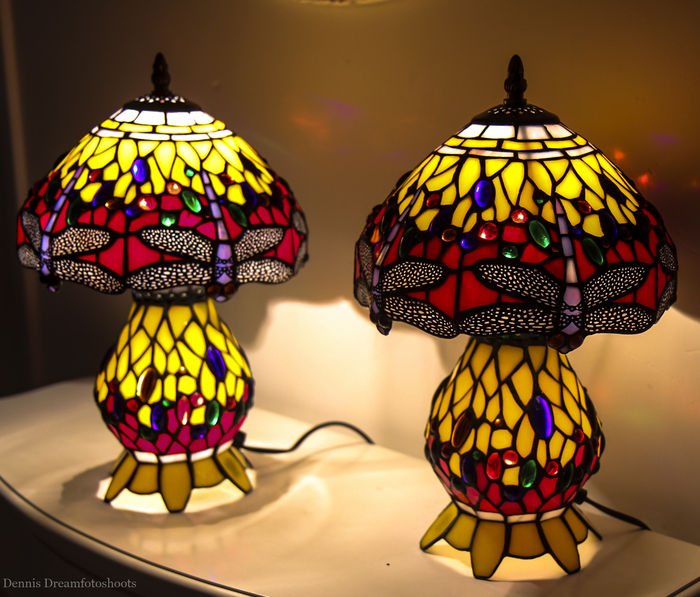 watch youtube table dragonfly tiffany lamp hqdefault