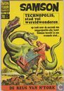 Comic Books - Peter Brandt - Technopolis, stad vol wereldwonderen