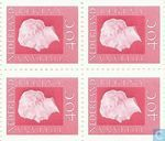Stamp booklet 15a