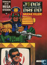 Comics - Judge Dredd - Muzak Killer!