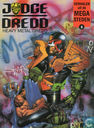 Comic Books - Judge Dredd - Heavy Metal Dredd