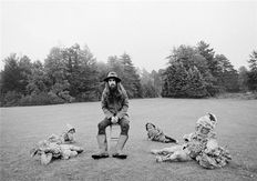 Barry Feinstein ( 1931-2011 ) - 'George Harrison - All things must pass', 1970