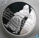 "Latvia 1 lats 2008 (PROOF) ""Song Festival"""