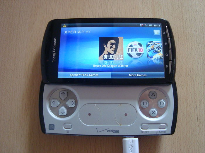 Sony Ericsson Xperia Play R800 PlayStation Android Phone ...