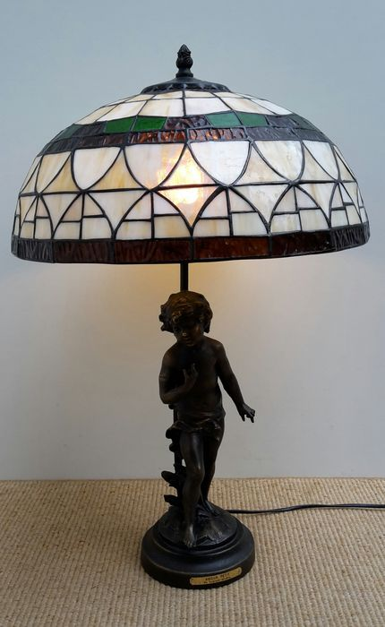 glass base deals on style table mosaic light tiffany the of jaffa dragonfly lamp find green inch warehouse shop best