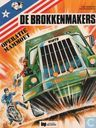 Comic Books - Brokkenmakers, De [Denayer] - Operatie Mammoet
