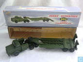 Thornycroft `Mighty Antar` Tank Transporter