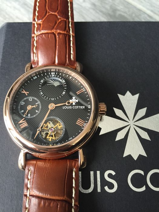 Cottier Travelling Louis Série Catawiki Montre Homme 0yNmPnwOv8