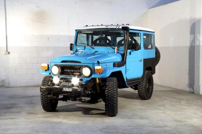 Toyota Land Cruiser Bj 40 1977 Catawiki