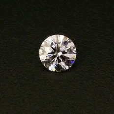 GIA 0.62 Carat L  VVS1  Round brilliant cut diamond