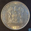 South Africa 1 rand 1986