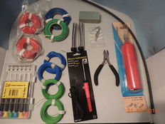 Solder- and maintenance set