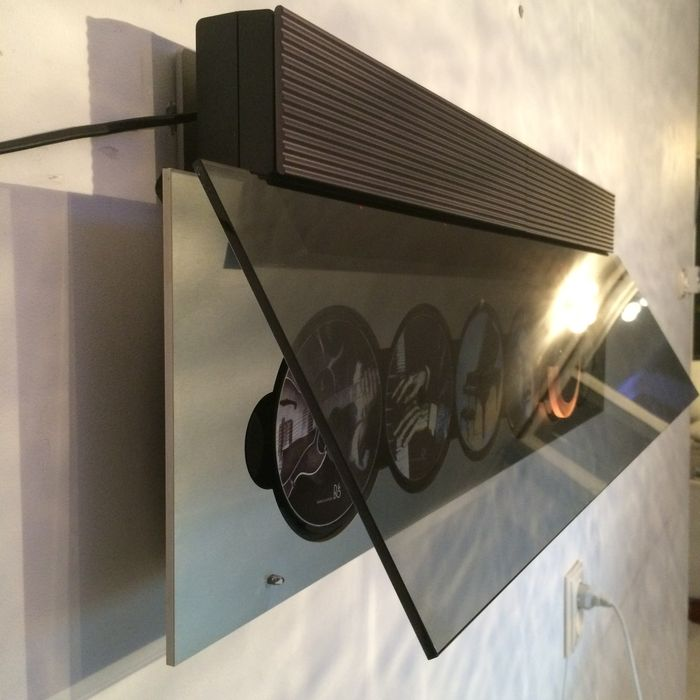 bang olufsen beosound 9000 with new laser and wall bracket catawiki. Black Bedroom Furniture Sets. Home Design Ideas