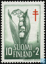 Postage Stamps - Finland - Lily of the valley