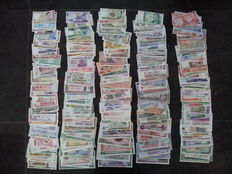World – Collection of 500 different banknotes