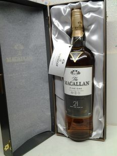 Macallan 21 years Fine Oak  43%