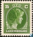 Timbres-poste - Luxembourg - Grande-duchesse Charlotte